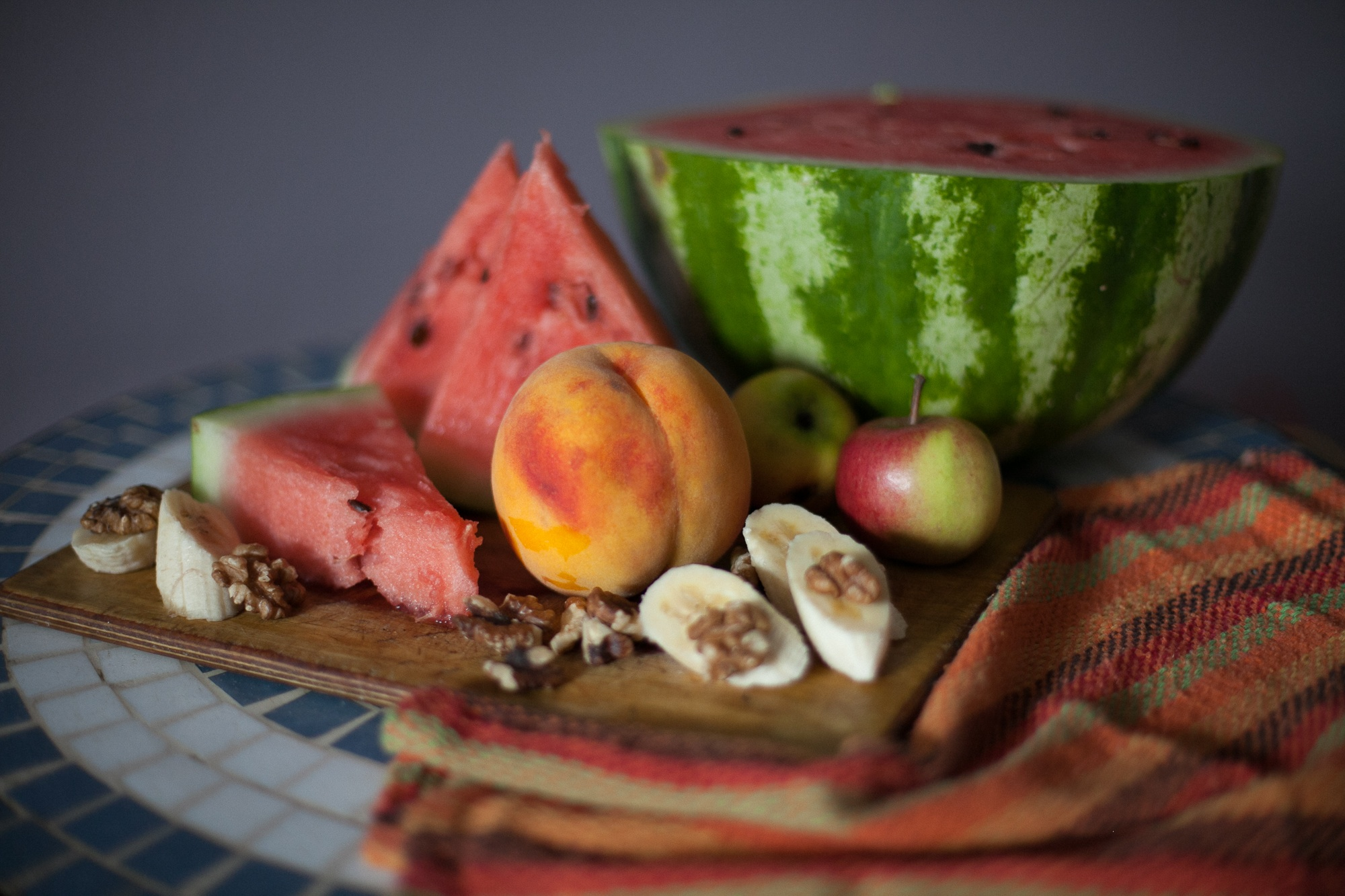 Patera owoców